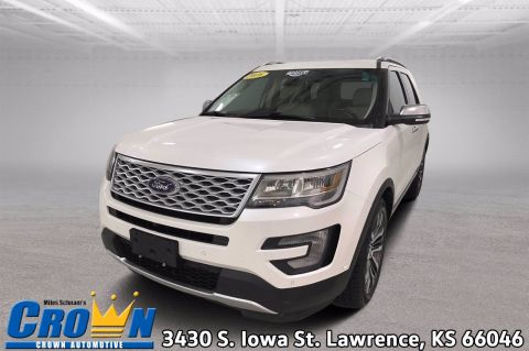 Pre-Owned 2016 Ford Explorer Platinum Sport Utility