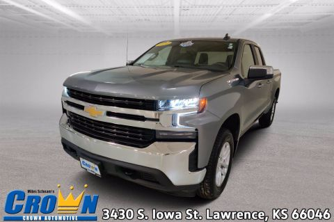 Pre-Owned 2020 Chevrolet Silverado 1500 LT Extended Cab Pickup