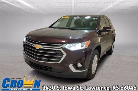 Pre-Owned 2019 Chevrolet Traverse LT Cloth Sport Utility