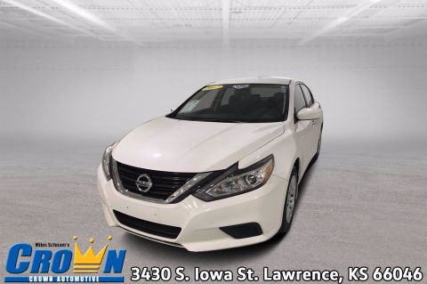 Pre-Owned 2017 Nissan Altima 2.5 S 4dr Car