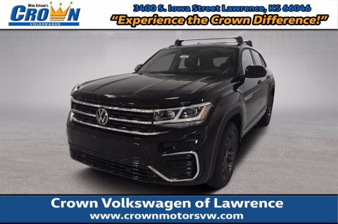 New 2020 Volkswagen Atlas Cross Sport 3.6L V6 SE w/Technology R-Line Sport Utility