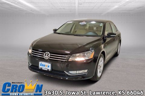 Certified Pre-Owned 2015 Volkswagen Passat 1.8T Limited Edition 4dr Car
