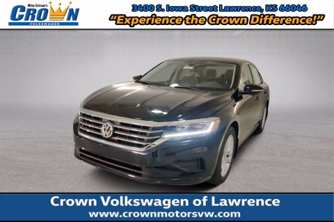 New 2020 Volkswagen Passat 2.0T SE 4dr Car