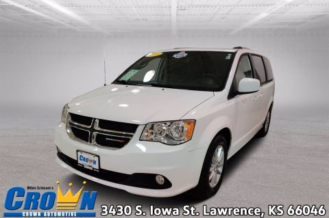 Pre-Owned 2019 Dodge Grand Caravan SXT Mini-van, Passenger
