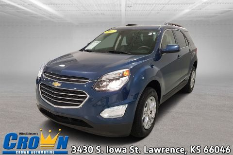 Pre-Owned 2017 Chevrolet Equinox LT Sport Utility