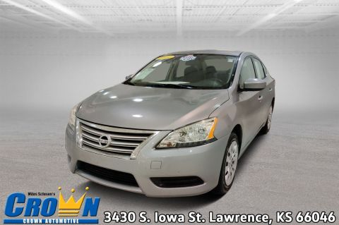 Pre-Owned 2014 Nissan Sentra SV 4dr Car