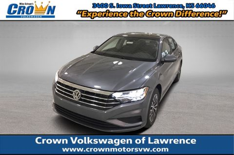 New 2019 Volkswagen Jetta SE 4dr Car
