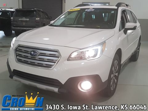 Pre-Owned 2015 Subaru Outback 2.5i Limited Sport Utility