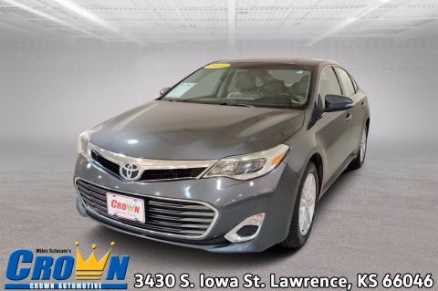 Pre-Owned 2014 Toyota Avalon XLE 4dr Car