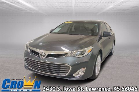 Pre-Owned 2013 Toyota Avalon XLE Touring 4dr Car