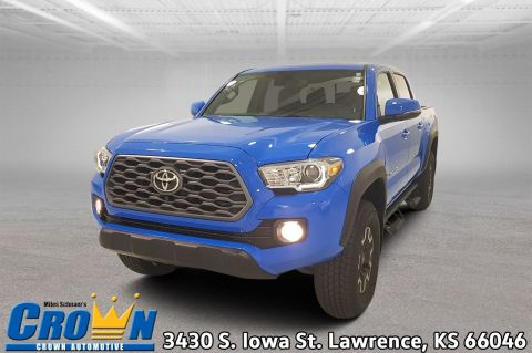 Pre-Owned 2020 Toyota Tacoma 4WD TRD Off Road Crew Cab Pickup
