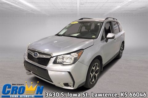 Pre-Owned 2014 Subaru Forester 2.0XT Touring Sport Utility