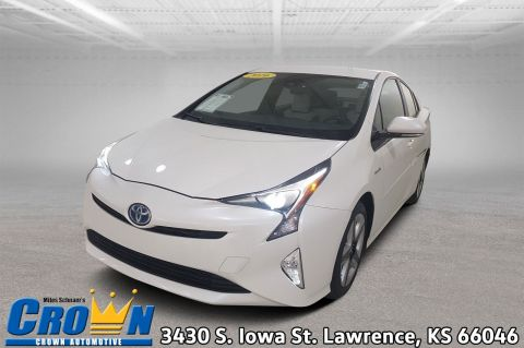 Pre-Owned 2016 Toyota Prius Three Touring Hatchback
