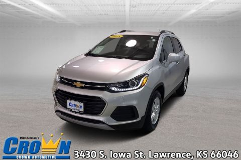 Pre-Owned 2018 Chevrolet Trax LT Sport Utility