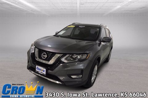Pre-Owned 2017 Nissan Rogue SV Sport Utility